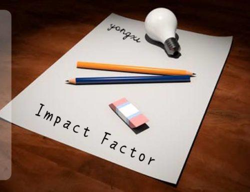 【學術期刊影響力指標-Impact Factor】